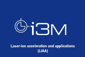 Laser-ion acceleration and applications (LIAA)-min